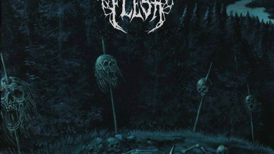 Photo of [CRITICAS] MORBID FLESH (ESP) «Embedded in the ossuary» CD 2014 (Unholy Prophecies)