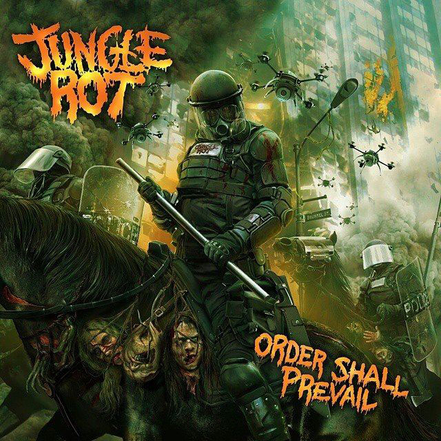 jungle rot - order - web