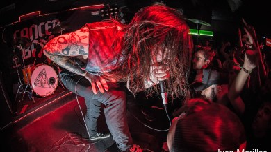 Photo of [CRÓNICAS LIVE] CANCER BATS – Sala Lemon 09.09.2015 Madrid (Rockzone)