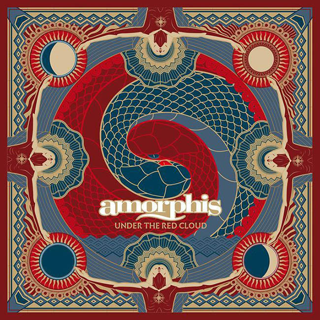 Amorphis - Under the Red Cloud - web