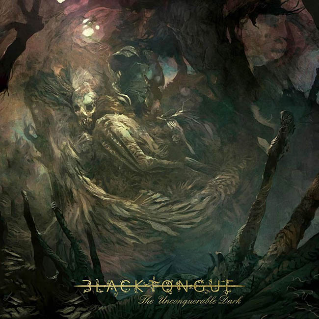 Black Tongue - The Unconquerable Dark - web