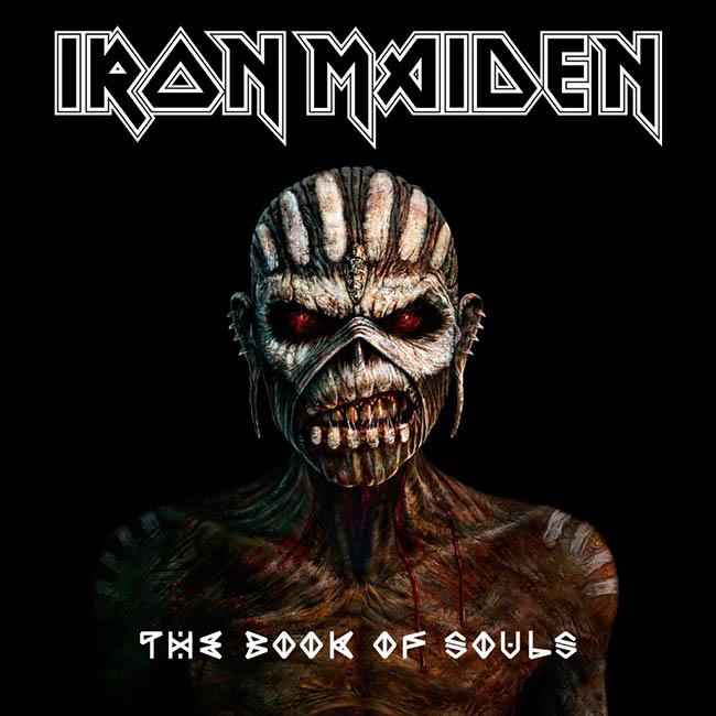 Iron maiden - book - web