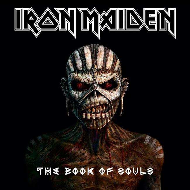 Iron maiden - book - web