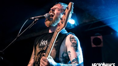 Photo of [CRÓNICAS LIVE] CANCER BATS – Sala Bóveda 11.09.2015 Barcelona (Rockzone)