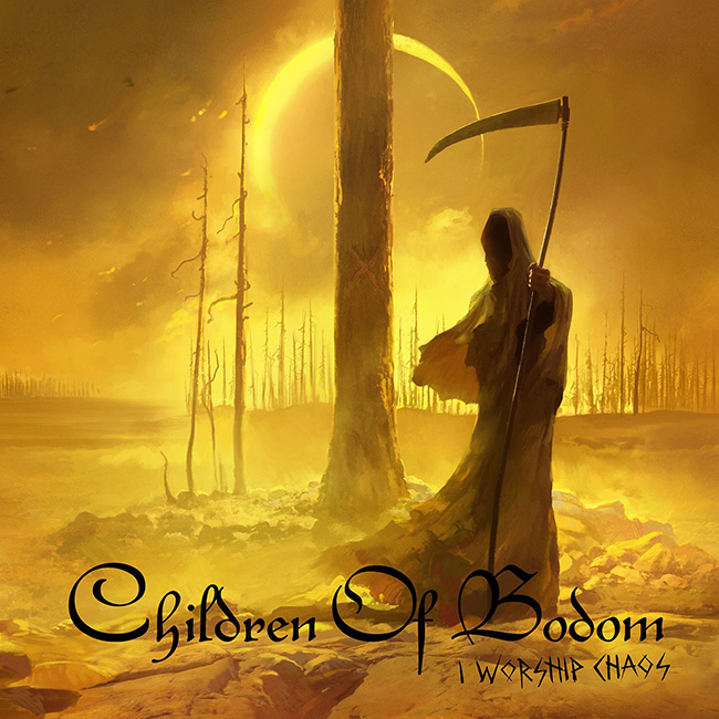 Children of Bodom disco