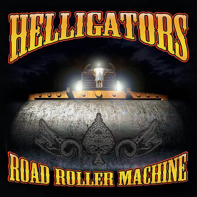 helligators - road - web