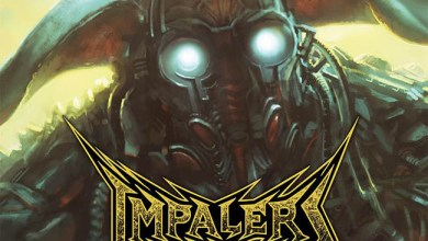 Photo of [CRÍTICAS] IMPALERS (DNK) «God from the machine» CD 2015 (Crime Records)