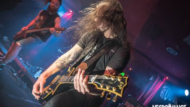 Photo of [LIVE SHOTS] MORS PRINCIPIUM EST + DYSNOMIA + BRIDGE TO NOWHERE – Sala We Rock, 11.11.2015 Madrid (Kivents | ITP Promotions)