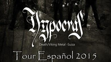 Photo of [GIRAS Y CONCIERTOS] HYPOCRAS – Tour español 2015 (Valknut Music Productions)
