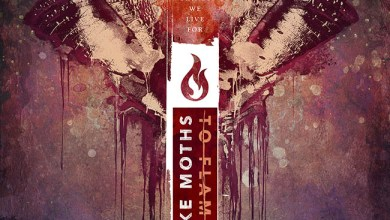 Photo of [CRÍTICAS] LIKE MOTHS TO FLAMES (USA) «The dying things we live for» CD 2015 (Rise Records)