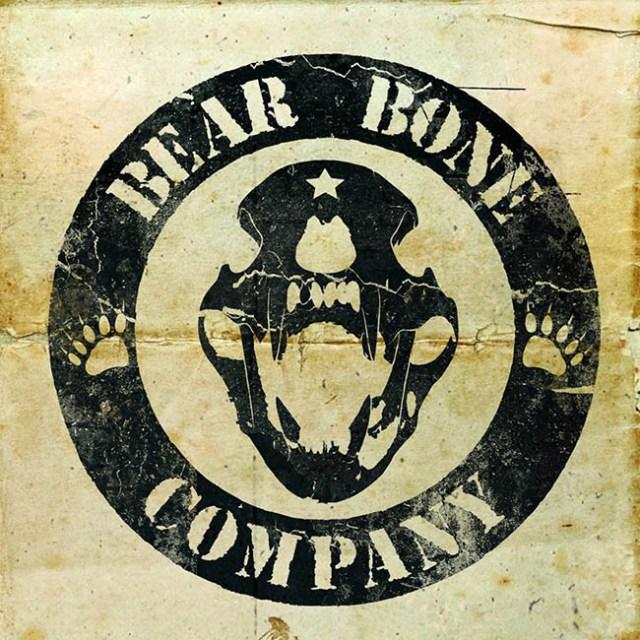 Bear Bone - bear bone - web