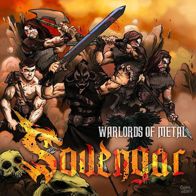 Sovengar - warlords - web