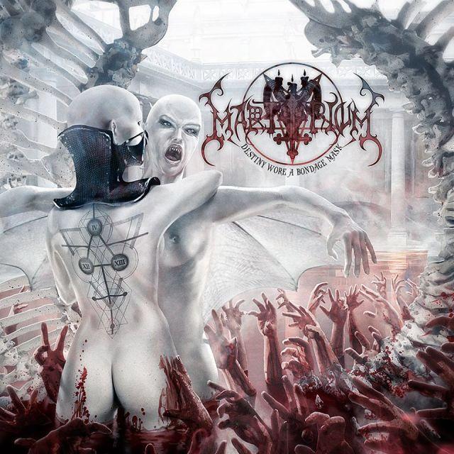 martyrium portada