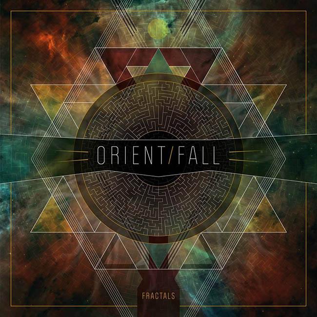 oriental fall - fractals - web