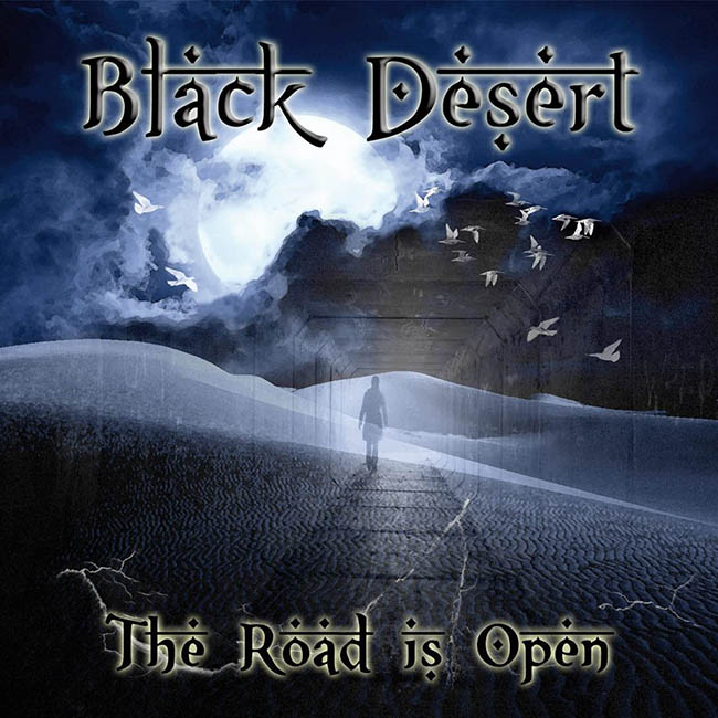 black desert - road - web