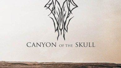 Photo of [CRÍTICAS] CANYON OF THE SKULL (USA) «Canyon of the skull» CD EP 2015 (Autoeditado)
