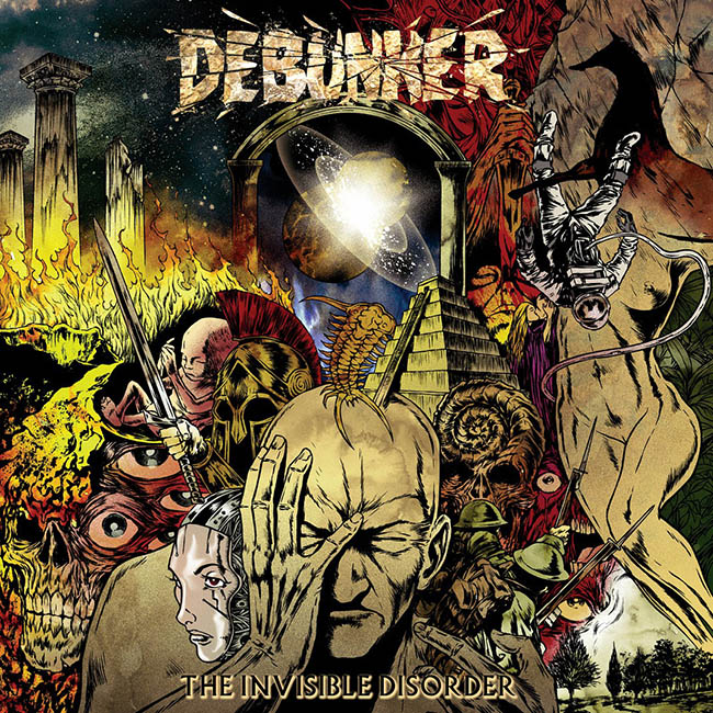 debunker - invisible - web