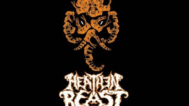 Photo of [CRÍTICAS] HEATHEN BEAST (IND) «Trident» CD 2015 (Trascending Obscurity India)