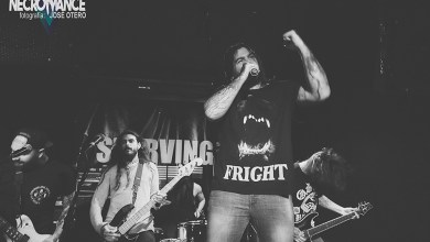 Photo of [CRÓNICAS LIVE] MORE THAN A THOUSAND+HILLS HAVE EYES+CANNIBAL GRANDPA – Sala Starving, 02.02.2016 Madrid (HFMN Crew)