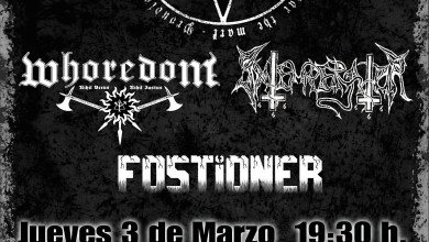 Photo of [GIRAS Y CONCIERTOS] DESTROYER 666 + bandas invitadas el 3 de marzo en Madrid (Valknut Music Productions)