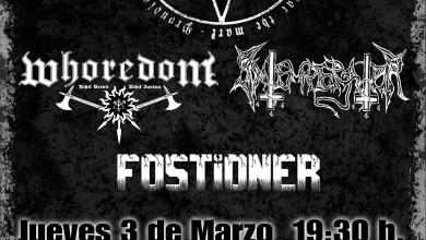 Photo of [GIRAS Y CONCIERTOS] DESTROYER 666 + bandas invitadas el 3 de marzo en Madrid (Valknut Music Productions)
