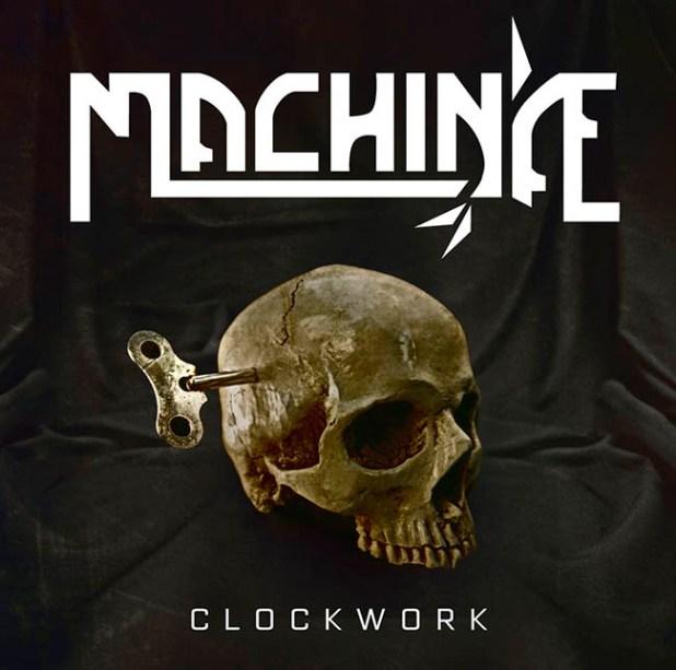 machinae - clock - web