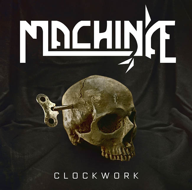 machinae - clock - web