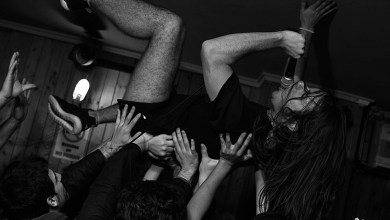 Photo of [CRÓNICAS LIVE] PVRIV + KNIFE TRICK + MORDAKE + NORMAS DE USO DEL SPA + THINGS FALL DOWN – Sala Darkness, 05.03.2016 Valencia