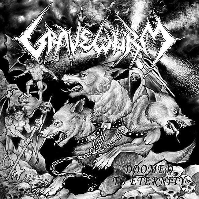 gravewurm - doomed - web