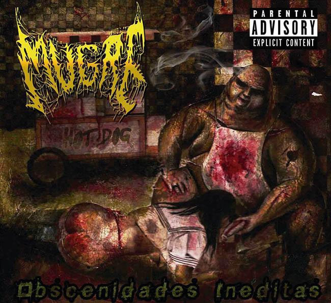 mugre - obsce - web