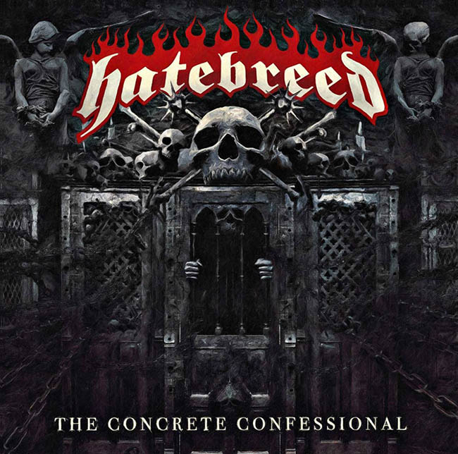 Hatebreed - The Concrete Confessional - web