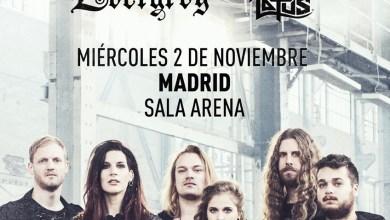 Photo of [GIRAS Y CONCIERTOS] DELAIN + EVERGREY + KOBRA AND THE LOTUS, fecha única en Madrid (Madness Live!)