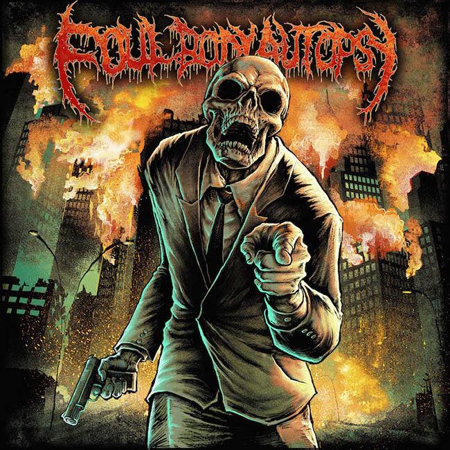 foul body autopsy - cd ep - web