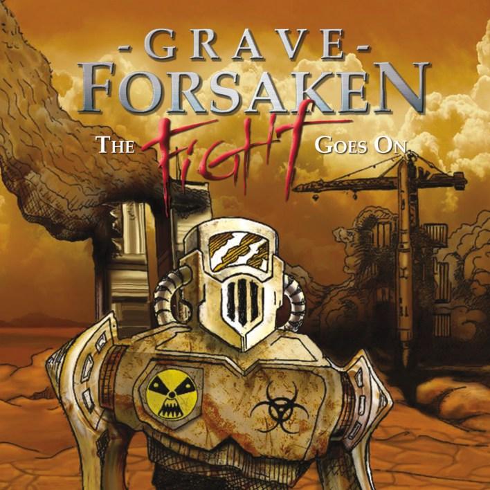 grave forsaken - fight - web