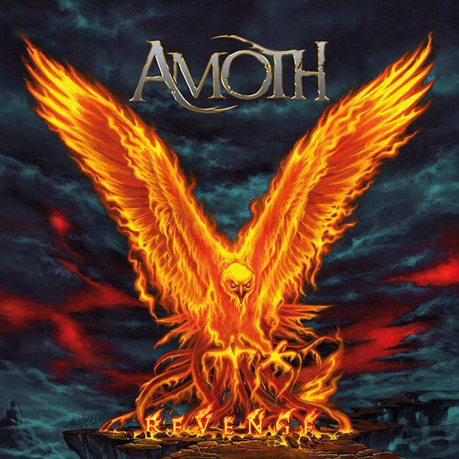 amoth - revenge - web