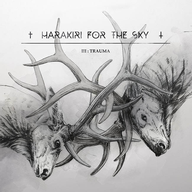 harakiri for the sky - trauma - web