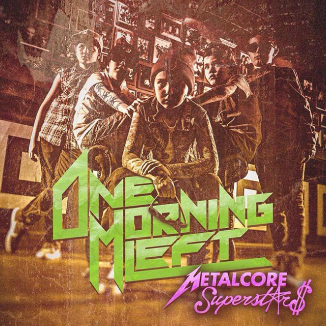 one  morning left - metalcore - web