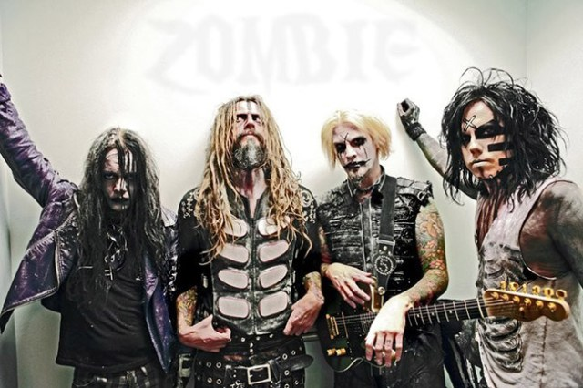 Rob zombie - electric - pict