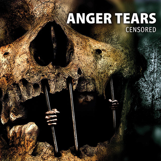 anger tears - cd