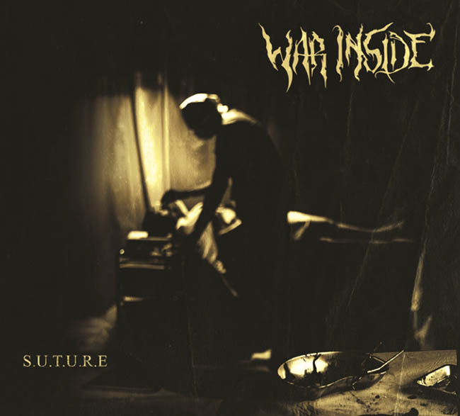 war inside - suture - web