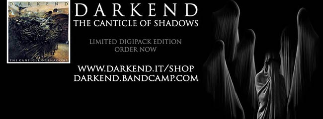 DARKEND - The Canticle Of Shadows - pict
