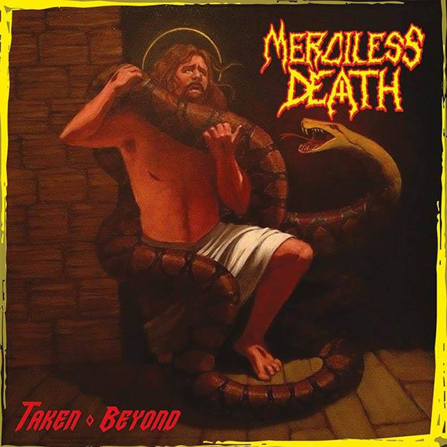 Merciless death - Taken Beyond - web