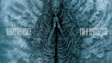 Photo of [CRÍTICAS] NEGATIVE VOICE (RUS) «Cold, redrafted» CD 2016 (Hypnotic dirge records)