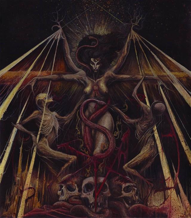 qriskuor - devil - web