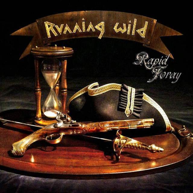 running wild - rapid - web