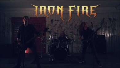 "Photo of [VIDEOS] IRON FIRE (DNK) ""Among the Dead"" (Video clip)"