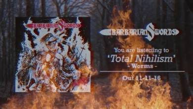 Photo of [NOTICIAS] «Total Nihilism» es el nuevo single de BARBARIAN SWORDS