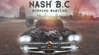 "Photo of [CRITICAS] NASH B.C. (GRC) ""Burning Babylon"" CD 2016 (RS Music)"