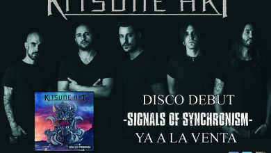 Photo of [NOTICIAS] KITSUNE ART lanza su álbum debut «Signals of synchronism»