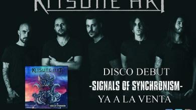 Photo of [NOTICIAS] KITSUNE ART lanza su álbum debut «Signals of synchronism»